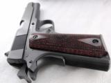 Colt .45 ACP Government Model 1991 Blue Steel 5 inch Rosewood NIB 45 Automatic 1911 - 12 of 14
