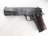 Colt .45 ACP Government Model 1991 Blue Steel 5 inch Rosewood NIB 45 Automatic 1911 - 1 of 14