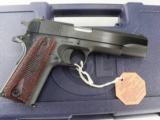 Colt .45 ACP Government Model 1991 Blue Steel 5 inch Rosewood NIB 45 Automatic 1911 - 13 of 14
