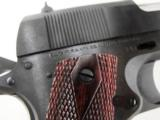 Colt .45 ACP Government Model 1991 Blue Steel 5 inch Rosewood NIB 45 Automatic 1911 - 11 of 14