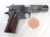 Colt .45 ACP Government Model 1991 Blue Steel 5 inch Rosewood NIB 45 Automatic 1911 - 15 of 14