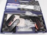 Colt .45 ACP Government Model 1991 Blue Steel 5 inch Rosewood NIB 45 Automatic 1911 - 3 of 14