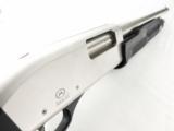 Daly 12 gauge Mariner Type Nickel 300HD Pump Benelli Copy Akkar Samco 3 inch 18 1/2 in Synthetic 6 Shot- 7 of 14
