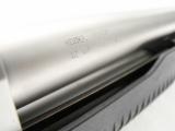 Daly 12 gauge Mariner Type Nickel 300HD Pump Benelli Copy Akkar Samco 3 inch 18 1/2 in Synthetic 6 Shot- 5 of 14