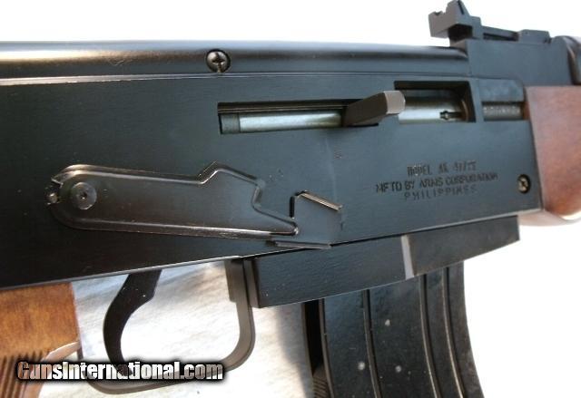 AK-47  22 LR Clone Armscor AK-22 NIB AK22 AK47 Copy on 550 Remington