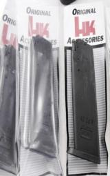 Lots of 3 or more Magazines for H&K .40 USP 10 Round Factory New Unissued CA MA OK 40 Smith & Wesson or 357 Sig Caliber - 1 of 14