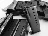 3 Sig 9mm P6 P225 Factory German 8 Shot Magazine 3x$23 Sig-Sauer Dovetailed Steel 1980s Production Very Good 34225605- 2 of 10