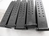 3 Glock 17 Magazines 9mm KCI 17 Shot 3x$12 Free Falling Steel Inner Liner 4th Generation OK New Fits models 17 19 26 Kel Tec SUB 2000 $12 per on 3 or- 10 of 14