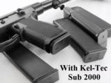 3 Glock 17 Magazines 9mm KCI 17 Shot 3x$12 Free Falling Steel Inner Liner 4th Generation OK New Fits models 17 19 26 Kel Tec SUB 2000 $12 per on 3 or- 6 of 14
