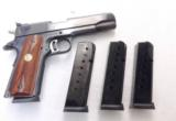 3 Colt Government 1911 .45 ACP Blue Steel 8 Shot Magazines ACT-Mag New Italian Made Mec Gar Competitor 45 Automatic $23 per on 3 or more- 1 of 11