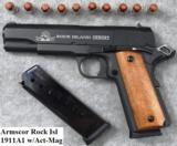 3 Colt Government 1911 .45 ACP Blue Steel 8 Shot Magazines ACT-Mag New Italian Made Mec Gar Competitor 45 Automatic $23 per on 3 or more- 10 of 11