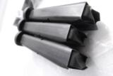 3 Beretta model 96 Magazines .40 S&W Factory 11 Shot LE Marked Blue Steel 40 Caliber model 96 all variants Excellent $19 per on 3 or more - 6 of 12