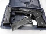 3 Beretta model 96 Magazines .40 S&W Factory 11 Shot LE Marked Blue Steel 40 Caliber model 96 all variants Excellent $19 per on 3 or more - 8 of 12