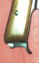 FIE model E22 Pistol Excam Factory 10 Shot Magazine for GT22 Pistol Blue Steel 22 LR Long Rifle Caliber F.I.E. Tangfolio Italy - 6 of 7