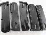Lots of 3 or more Beretta 92FS Factory Magazine 9mm 15 Shot New & Unissued Italian All 92 Series Pistols 92SB 92SBF 92F M9 $26 per on 3 or more - 3 of 8