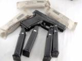 3 Glock 19 Magazines 9mm KCI 15 Shot Free Falling Steel Inner Liner 4th Generation OK New Fits models 19 26 $12 per on 3 or more - 12 of 11