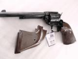 Colt Scout Target Walnut Grips Adaptable many .22 Single Action GRsil091 - 3 of 12
