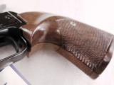 Colt Scout Target Walnut Grips Adaptable many .22 Single Action GRsil091 - 6 of 12