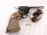 Colt Scout Target Walnut Grips Adaptable many .22 Single Action GRsil091 - 12 of 12