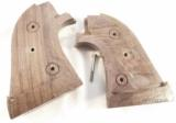 Colt Scout Target Walnut Grips Adaptable many .22 Single Action GRsil091 - 4 of 12