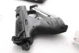 Walther .22 LR Model P-22 10 Shot 22 LR 3 1/2 inch Adjustable Single & Double Action Brand New 1 Magazine Walther Arms- 12 of 15