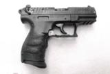 Walther .22 LR Model P-22 10 Shot 22 LR 3 1/2 inch Adjustable Single & Double Action Brand New 1 Magazine Walther Arms- 15 of 15