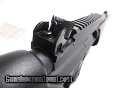 HK94 MP5 Rimfire Copy GSG model 522CB 22 LR Faux Suppressor with 22