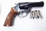 Rossi .38 Special model 351 Blue Steel 3 inch 5 Shot Full Lug Heavy Barrel Excellent in Box Factory Demo Walnut Grips Discontinued 38 spl S&W 36-10 Cl - 15 of 15