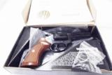 Rossi .38 Special model 351 Blue Steel 3 inch 5 Shot Full Lug Heavy Barrel Excellent in Box Factory Demo Walnut Grips Discontinued 38 spl S&W 36-10 Cl - 2 of 15