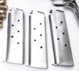 3 Lots Colt 1911 Government type HFC Stainless 7 Shot Magazines New 3x$13 XM121SS - 2 of 8