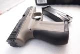 FMK 9mm model 9C1 Generation 2 NIB 15 Shot 2 Magazines 3 Dot US Made Desert Color Frame - 12 of 14