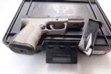 FMK 9mm model 9C1 Generation 2 NIB 15 Shot 2 Magazines 3 Dot US Made Desert Color Frame - 13 of 14