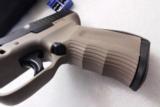 FMK 9mm model 9C1 Generation 2 NIB 15 Shot 2 Magazines 3 Dot US Made Desert Color Frame - 11 of 14