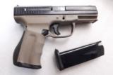 FMK 9mm model 9C1 Generation 2 NIB 15 Shot 2 Magazines 3 Dot US Made Desert Color Frame - 14 of 14
