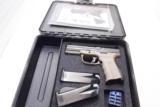 FMK 9mm model 9C1 Generation 2 NIB 15 Shot 2 Magazines 3 Dot US Made Desert Color Frame - 3 of 14