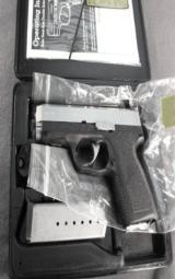 Kahr Arms 9mm Model CW 9 Packed NIB Karr CW-9 8 Shot 1 Magazine CA MA OK CW9093 + Free Magazine From Kahr - 3 of 14
