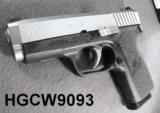 Kahr Arms 9mm Model CW 9 Packed NIB Karr CW-9 8 Shot 1 Magazine CA MA OK CW9093 + Free Magazine From Kahr - 1 of 14