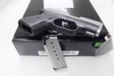 Kahr Arms 9mm Model CM 9 CM-9 7 Shot 1 Magazine CA MA OK M9093 + Free Magazine From Kahr. - 11 of 13