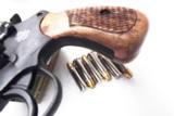 Armscor .38 Special Colt Detective Clone 2 inch Blue Steel Wood Magna Grips 38 Spl Snub 6 Shot NIB - 10 of 15