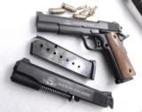Rock Island Armscor 1911A1XT .22 LR and .45 ACP 2 Slides 2 Barrels 2 Mags Steel not Pot Metal Colt Ace Decendant FS Combo 51937 - 1 of 15
