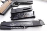 Rock Island Armscor 1911A1XT .22 LR and .45 ACP 2 Slides 2 Barrels 2 Mags Steel not Pot Metal Colt Ace Decendant FS Combo 51937 - 11 of 15