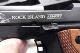Rock Island Armscor 1911A1XT .22 LR and .45 ACP 2 Slides 2 Barrels 2 Mags Steel not Pot Metal Colt Ace Decendant FS Combo 51937 - 9 of 15