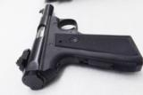 Ruger .22 LR 22/45 Blue & Polymer 4 1/2 inch Bull Barrel Adjustable Sights NIB 2 Magazines 11 Shot P2245 CA MA OK MK III Series Mark 3 1/2 10109- 13 of 15