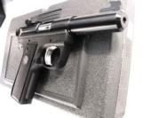 Ruger .22 LR 22/45 Blue & Polymer 4 1/2 inch Bull Barrel Adjustable Sights NIB 2 Magazines 11 Shot P2245 CA MA OK MK III Series Mark 3 1/2 10109- 8 of 15
