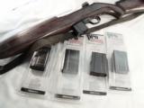 M1 Carbine 10 Shot Magazine Pro-Mag New Blue Steel XMCAR01 for .30 M-1 Carbine- 1 of 8