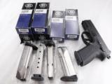 Lots of 3 or more Magazine FNP9 Factory Stainless 16 Shot FNP-9 Pistol Brand New Fabrique Nationale FNH SKU 471030- 1 of 9