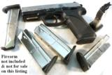 Lots of 3 or more Magazine FNP9 Factory Stainless 10 Shot FNP-9 Pistol Brand New Fabrique Nationale FNH SKU 471040 $33 per on 3 or more - 1 of 6