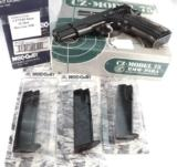 3 CZ-75 CZ-85 9mm 16 Shot Magazines Mec Gar 3x$26 EAA Witness FIE Excam TA90 Bernardelli NIB Clip for CZ75 CZ85 $26 per on 3 or more - 11 of 15