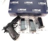 3 CZ-75 CZ-85 9mm 16 Shot Magazines Mec Gar 3x$26 EAA Witness FIE Excam TA90 Bernardelli NIB Clip for CZ75 CZ85 $26 per on 3 or more - 15 of 15