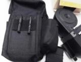 KCI Beta AR15 .223 Factory 100 Shot Double Drum Magazines New with graphite lubricant and black military case AR-15 M16 M4 fits all AR15 type includin - 7 of 15